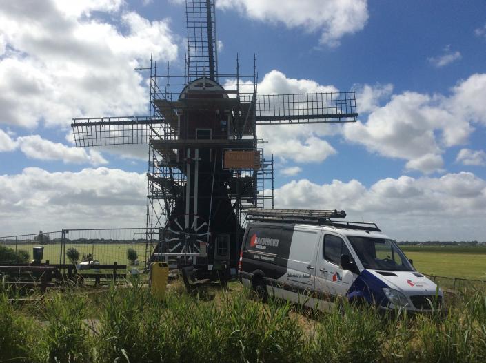 Lagenwaardse Molen - Schadenberg Dakwerken