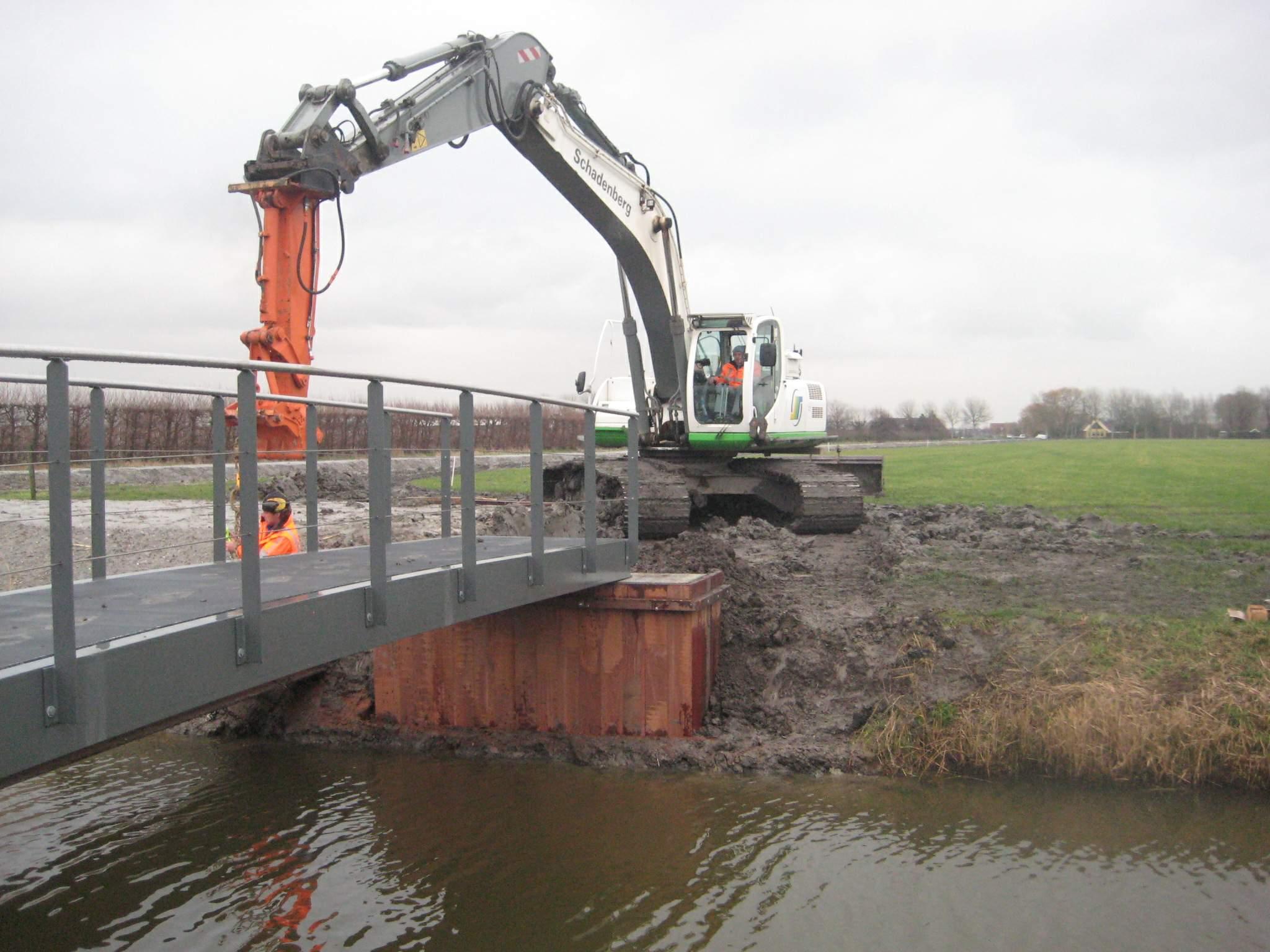 Beton en Waterbouw - Schadenberg Infratechniek