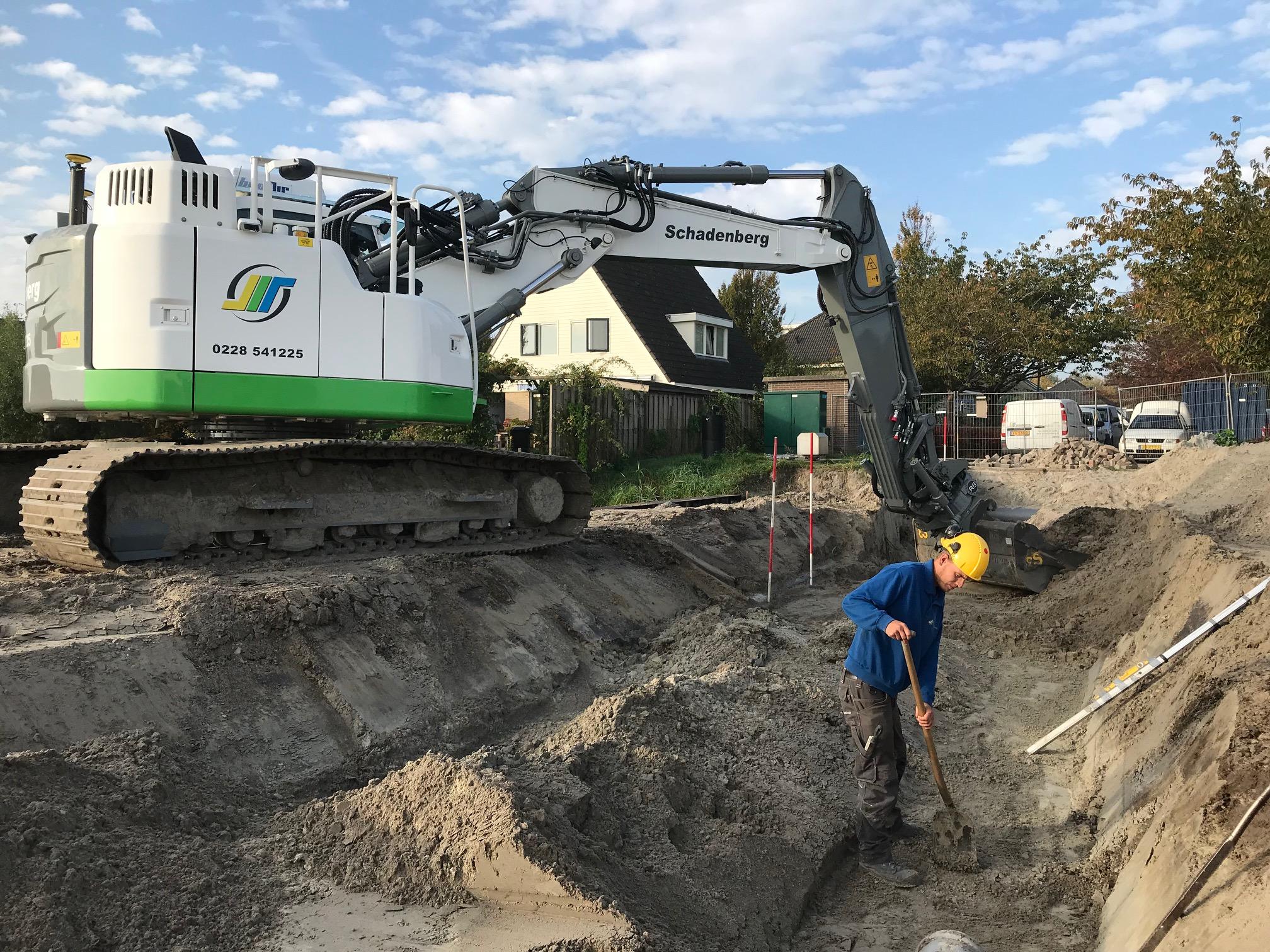 Duurzaam waterbeheer - Schadenberg Infratechniek