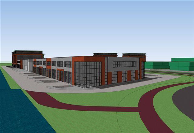 Bedrijvenparkt Agriport - Schadenberg Projectontwikkeling