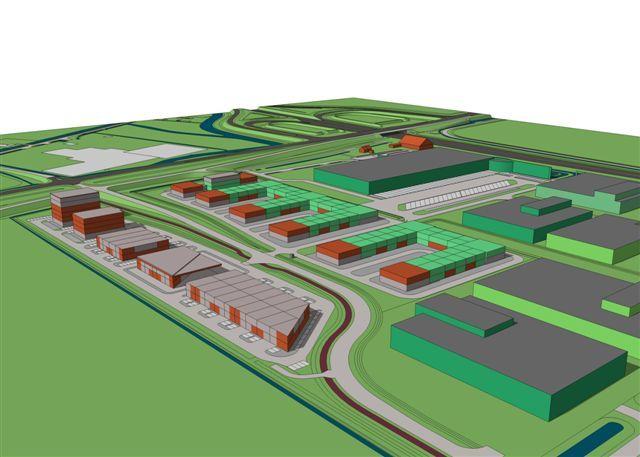 Agriport kavel verkoop - Schadenberg Projectontwikkeling
