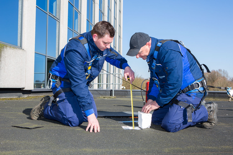 Conditiemeting daken - Schadenberg Dakwerken