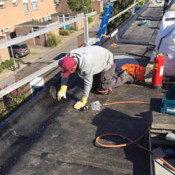 Renovatie 4.000 meter dakbedekking - Schadenberg Groep