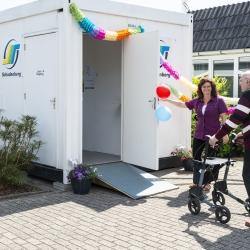 Opening Praatkeet verzorgingshuis De Bosman - Schadenberg Groep