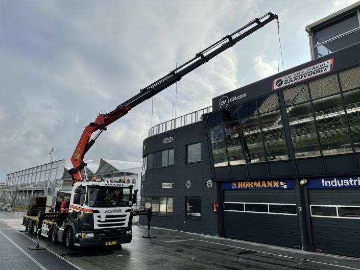 Circuit Zandvoort - Schadenberg Dakwerken