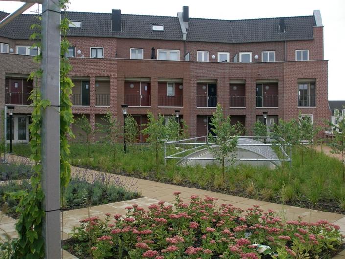 Brandevoort Helmond - Schadenberg Stedegroen