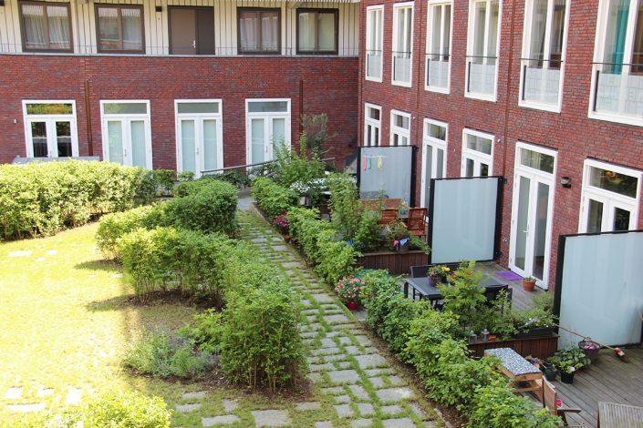 De Wending Amsterdam - Schadenberg Stedegroen