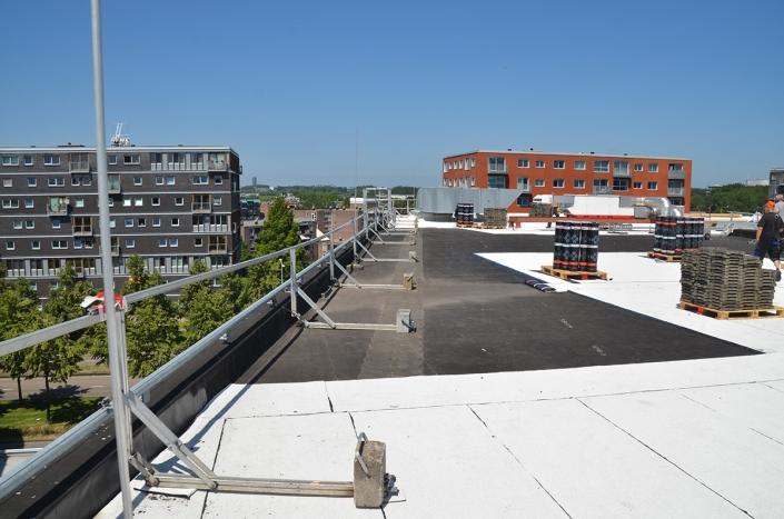 ROC Amsterdam - Schadenberg Dakwerken