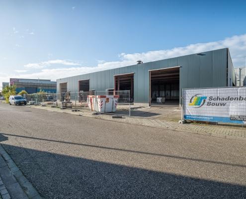 Schadenberg bouw transformatieproject Zaandam