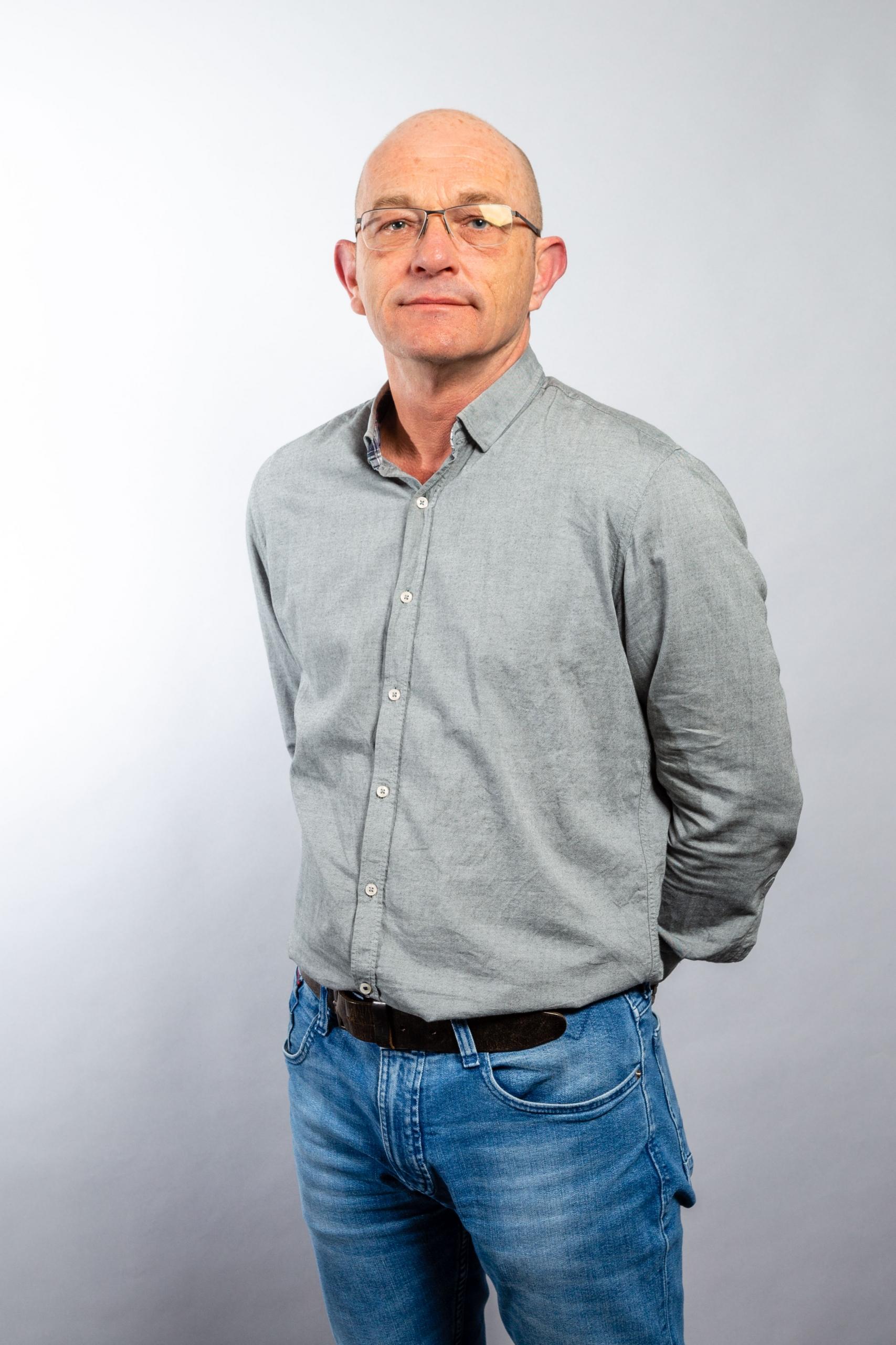 Dennis van der Moezel