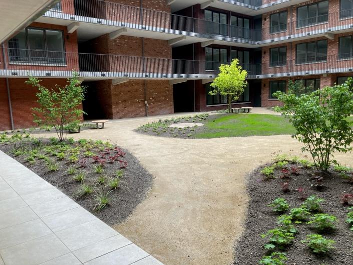 Plaza West Haarlem juni 2021 - 2