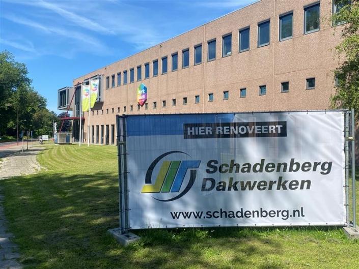 WerkSaam WF - Portfolio Schadenberg Dakwerken